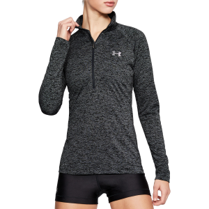 Women's  UA Tech Twist 1/2 Zip Long Sleeve Shirt