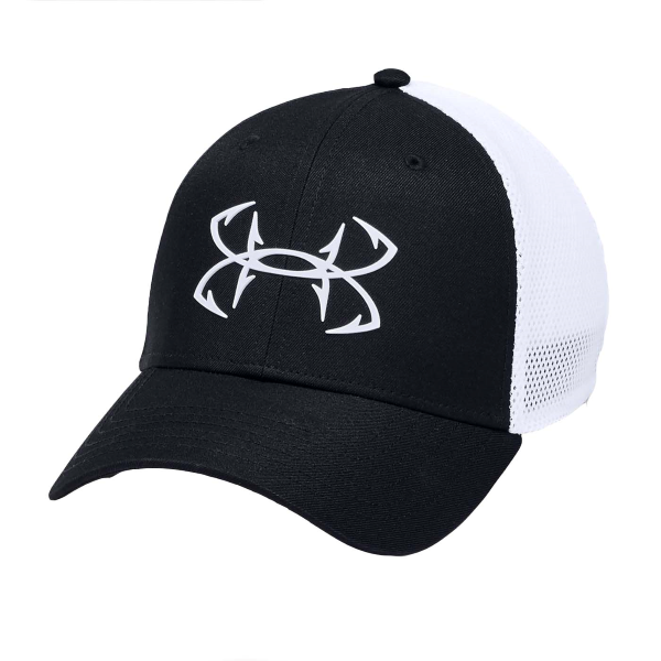 UA Fish Hook Mesh Back Cap