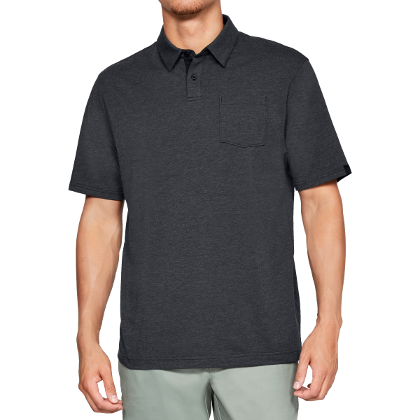 Charged Cotton Scramble Polo Shirt