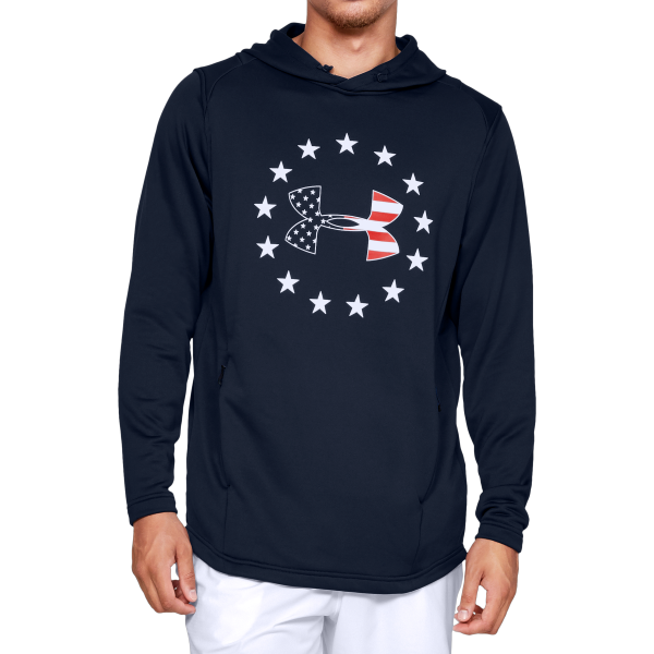 Freedom Tech Terry Hoodie