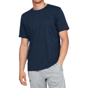 Men's  UA Sportstyle Left Chest Logo Tee