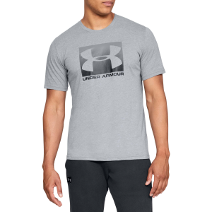 Men's  UA Boxed Sportstyle Graphic Logo Tee