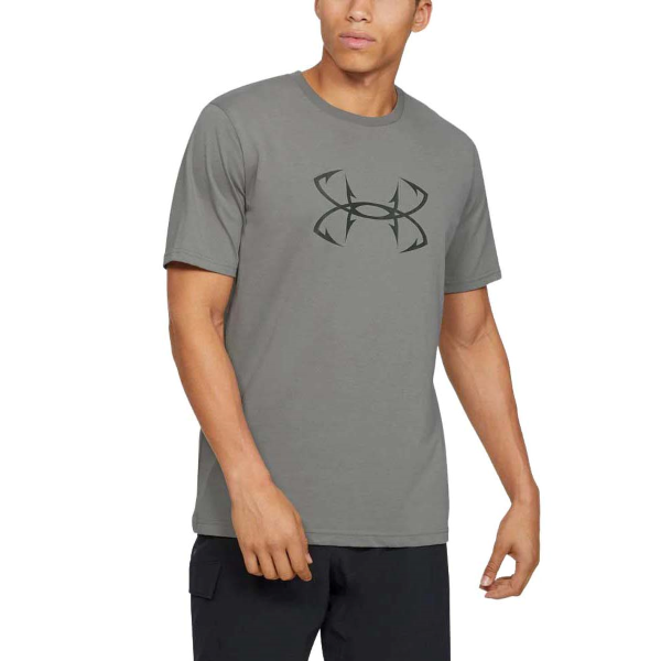 UA Fish Hook Logo Tee