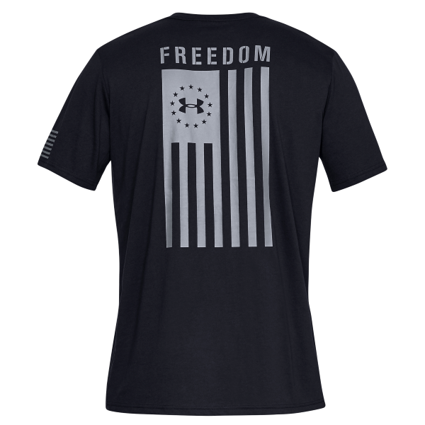 UA Freedom Flag Tactical Graphic Tee