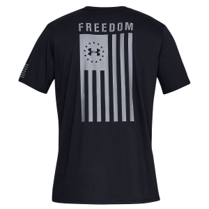 Men's  UA Freedom Flag Tee