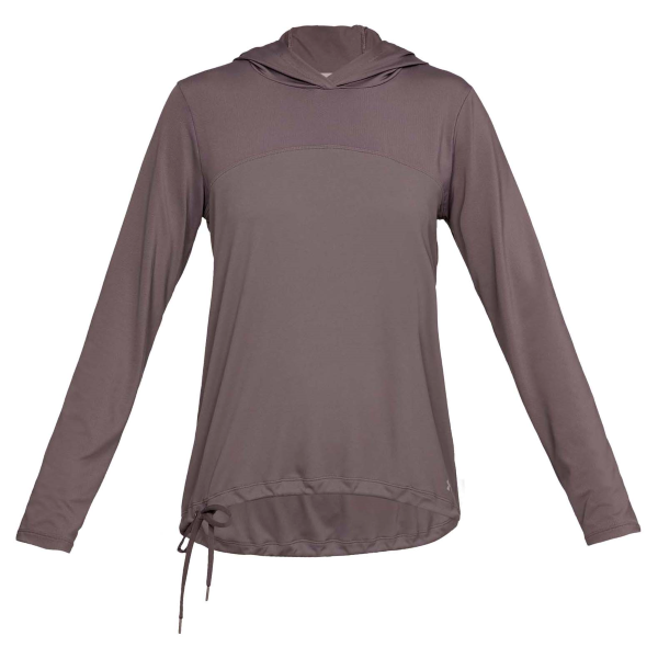b6b232adc8 Under Armour - Women's UA Iso-Chill Long Sleeve Hooded Shirt