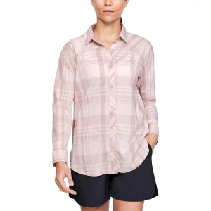 Women's  UA High Tide Plaid Shirt