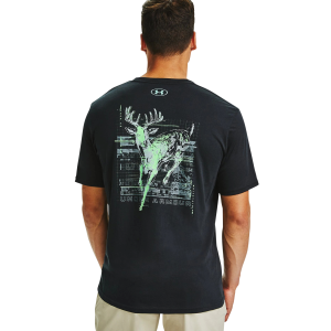 Men's  UA Whitetail Skullmatic Short Sleeve Tee