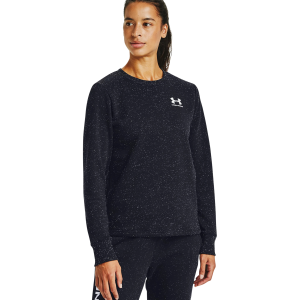 Women's  Long Sleeve UA Rival Fleece LC Crew Sweatshirt