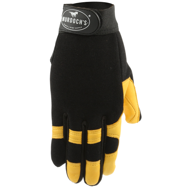 All Purpose Deerskin Glove