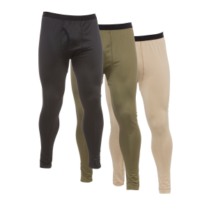 Men's  3-Pack Base Layer Bottoms