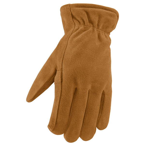 Lined Cowhide Split Leather Glove