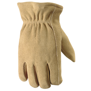 Men's  Suede Deerskin Leather Glove