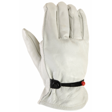 Men's  Grain Cowhide Work Glove image
