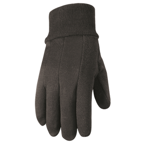 Men's  Dotted Jersey Glove
