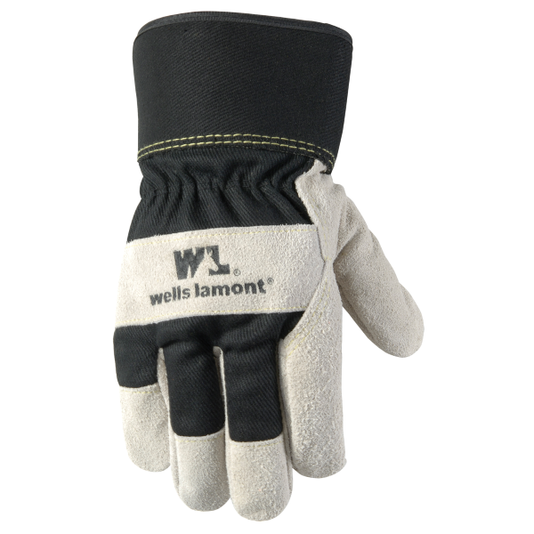 Insulated Suede Cowhide Glove