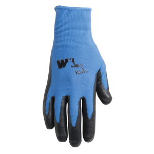 Kids'  Nitrile Coated Palm Knit Glove