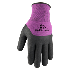 Women's  Winter Lined Nitrile Dip Glove