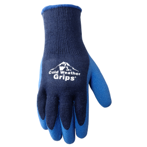 Men's  Heavyweight Winter Latex Glove