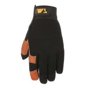 Men's  Hi-Dexterity Padded Synthetic Leather Palm Gloves