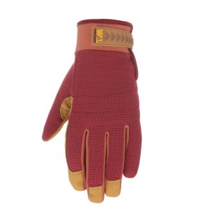 Women's  Hi-Dexterity Synthetic Leather Palm Gloves