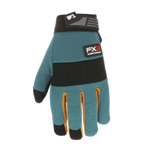 Men's  FX3 Synthetic Leather Touchscreen Hybrid Utility Gloves