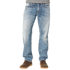 Men's  Eddie Relaxed Fit Tapered Leg Jean - Indigo image
