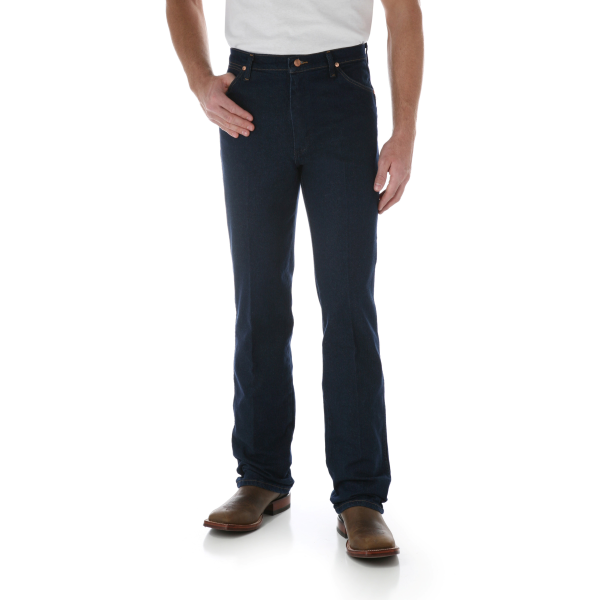 Cowboy Cut Stretch Regular Fit Jean