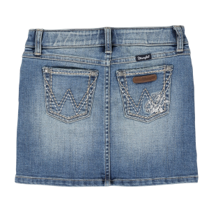 Girls'  Retro Mae Mid-Rise Skirt