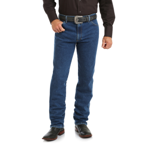 Men's  Cowboy Cut Original Fit Active Flex Jean - Stonewash