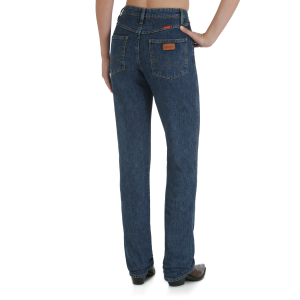 62d31d16 Women's Original Fit Cowboy Cut Pre-Wash Indigo Jean