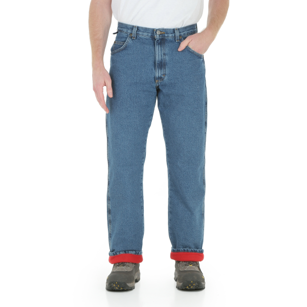 Rugged Wear Thermal Jean