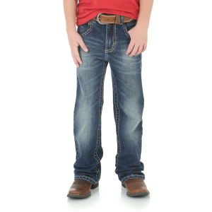 Boys'  20X No. 42 Vintage Boot Cut Jean - Midland