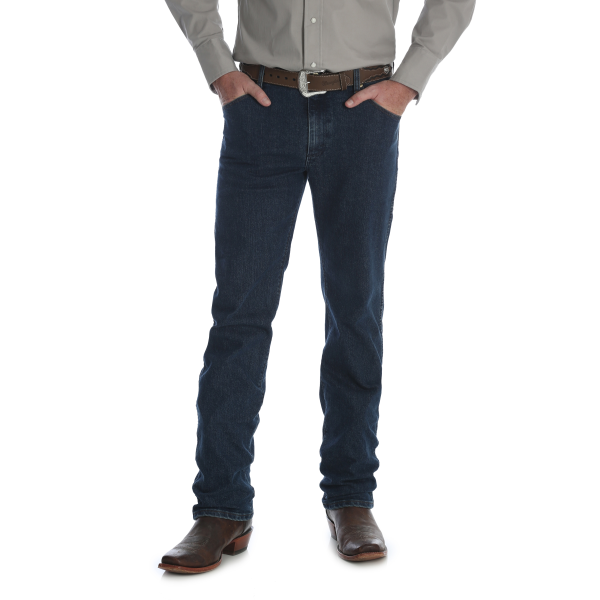 Premium Performance Cowboy Cut Regular Fit Jean