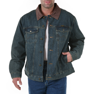 Men's  Blanket Lined Jacket