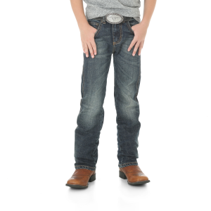 Boys'  Retro Slim Fit Straight Leg Jean - Bozeman