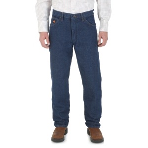 Men's  FR Flame Resistant Relaxed Fit Cowboy Cut Jean