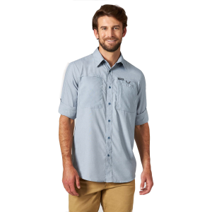 Men's  All Terrain Gear Hike to Fish Utility Shirt