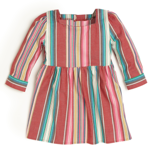 Girls'  Infant Multi Stripe Dress