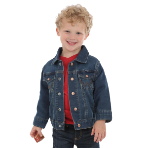Boys'  Infant/Toddler Denim Jacket