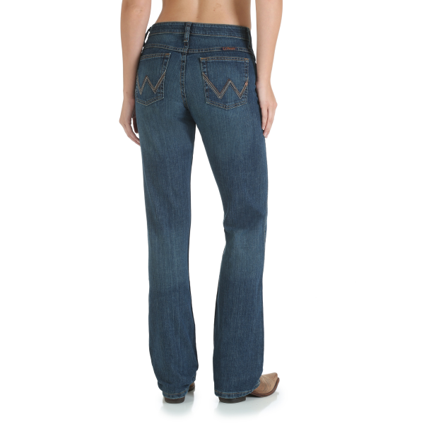 Women's Ultimate Riding Jean Q-Baby - Tuff Buck