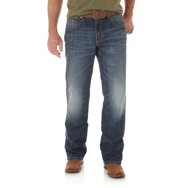 Retro Relaxed Fit Boot Cut Jean - Jackson Hole