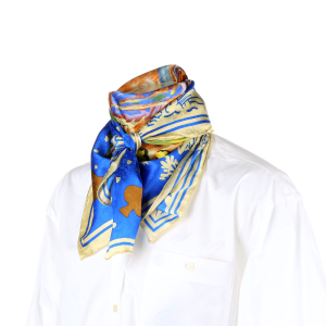 Limited Edition Silk Scarf - Diamond Girl