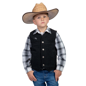 Kids'  Wyoming Wool Vest