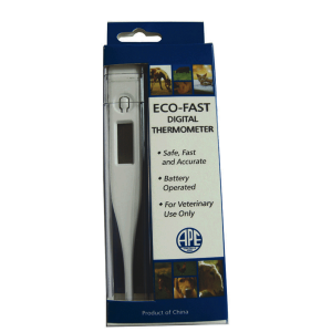 Eco-Fast Digital Thermometer - Fahrenheit Only