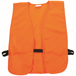 Men's  Orange Vest for Hunters