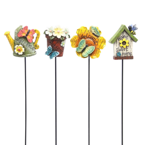 Garden Welcome Stakes - Assorted