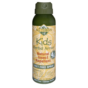 Kids' Herbal Armor Continuous Spray Insect Repellent