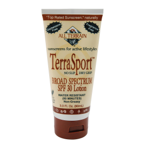 TerraSport SPF 30 Sunscreen Lotion