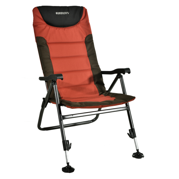 Deluxe Padded Recliner Chair